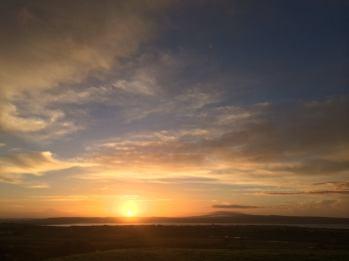 Liscannor sunrise. Photo Caitriona Considine