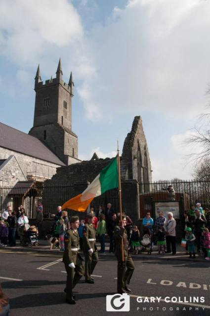 Ennis St Patrick's Day Parade. Pic Gary Collins Photography https://www.facebook.com/Garycollinsphotography