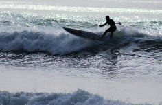 Lahinch, County Clare. Pic Mike McMahon