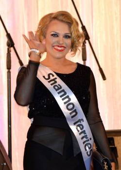 Adríenne Nugent. Picture Credit - Mahony Photography.