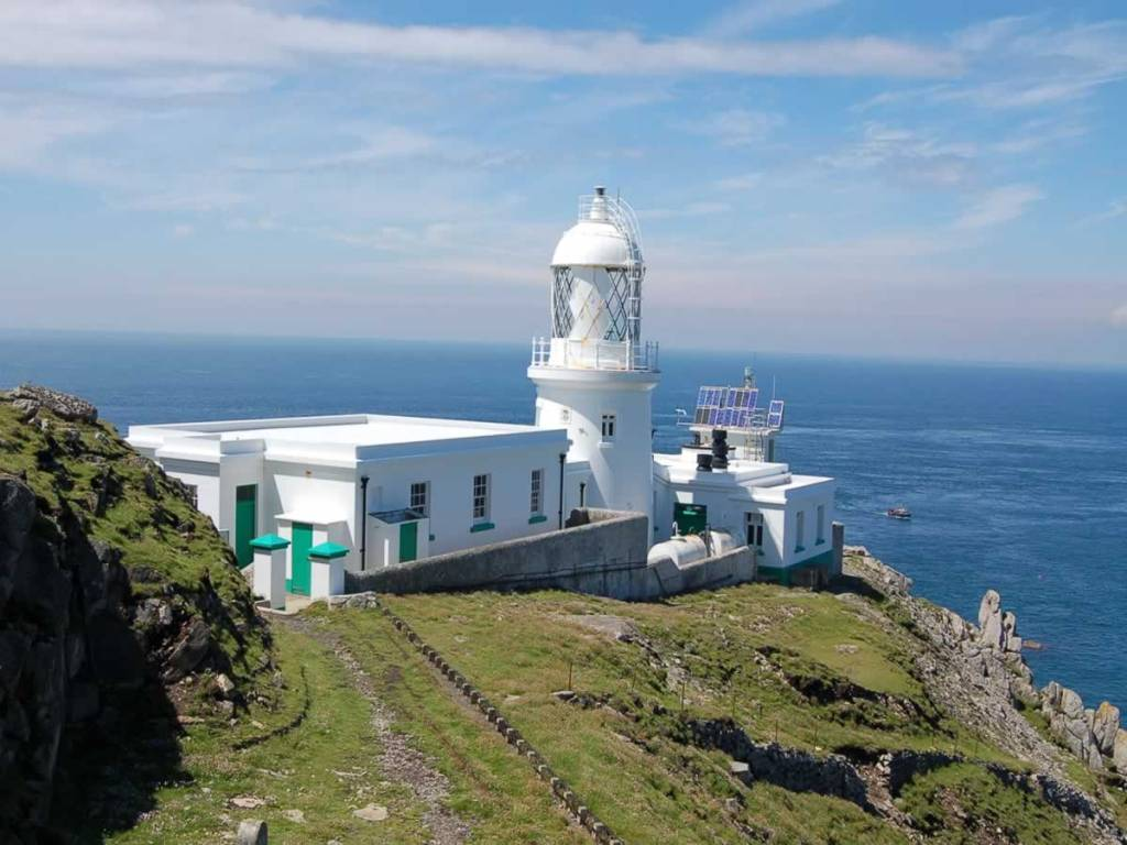 Lundy North Lighthouse