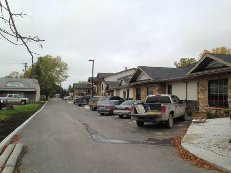 Multi dwelling siding Winnipeg