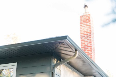 Kaycan fascia, soffit, and eavestrough