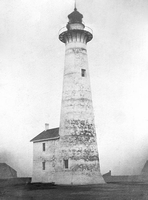 Cape San Blas Lighthouse Florida at Lighthousefriendscom