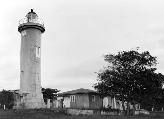Punta Higuero Point Jiquero Rincon Lighthouse Puerto