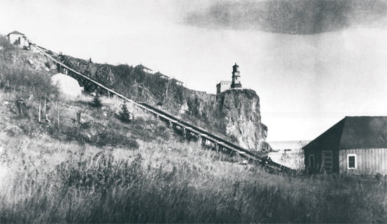 Split Rock Lighthouse Minnesota At Lighthousefriends Com