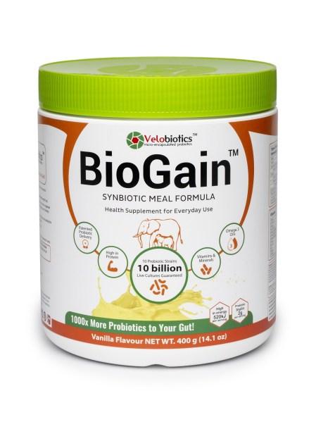BioGain – Probiotic Meal Supplement