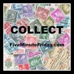 Collect (Five Minute Friday)