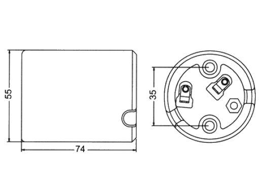 Part # GE-6041, Mogul E39 Lampholders On Mitronix, Inc.