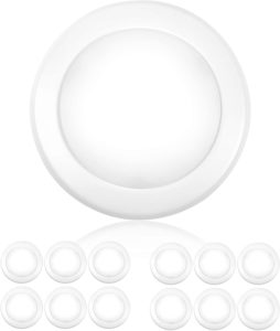 the best led recessed lights for
