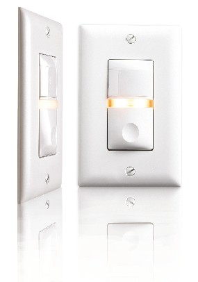 Watt Stopper's LED Nightlight Vacancy Sensors Improve Comfort and Ensure Energy Savings