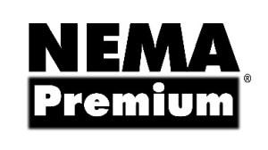NEMA Premium ballast mark