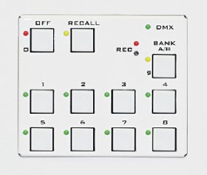 Lightronics architectural dimming controller