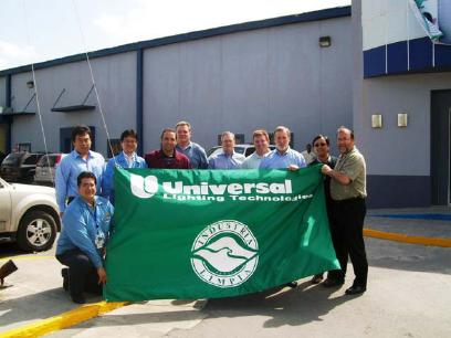 Universal Lighting Technologies & Going Green in Mexico: Universal Lighting Technologies Celebrates ...