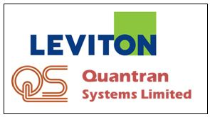Leviton Acquires Quantran Systems