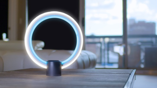 GE Integrates Amazon Alexa Inside Sleek Table Lamp