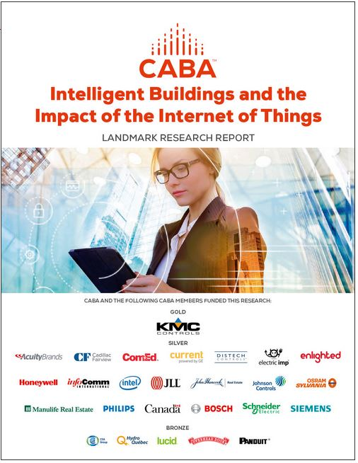 CABA Completes Internet of Things Research Project
