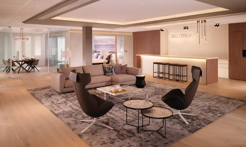 Lutron Launches First Experience Center Outside North America