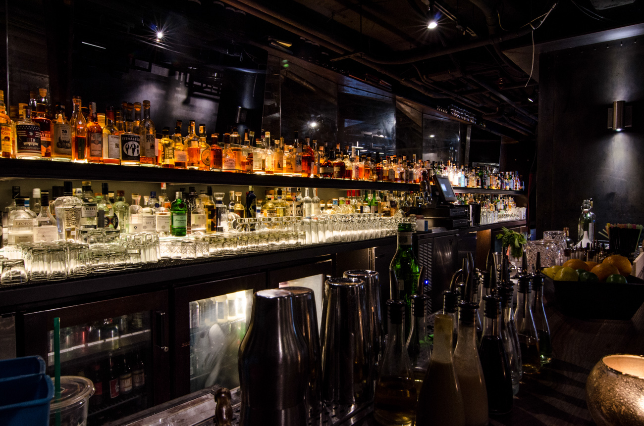 Project of the Week // Dirty Habit Bar SF