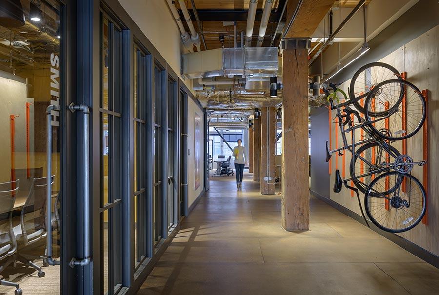 Downtown Seattle Tech Lighting Design