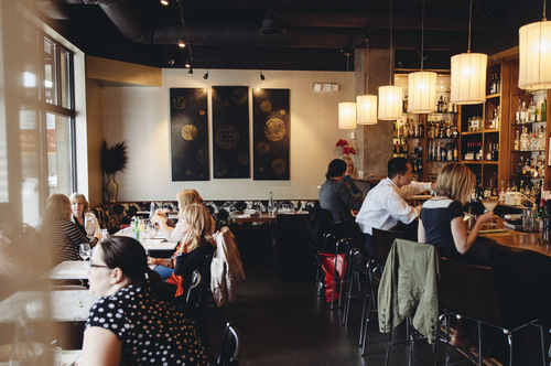 Monsoon Bellevue Lounge Bar
