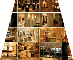Interior Lighting Portfolio Ideas