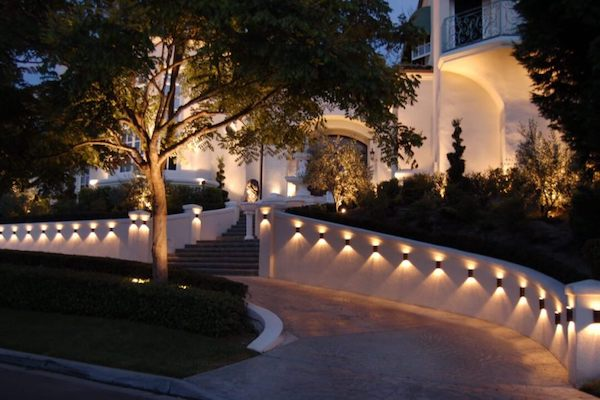 Outdoor Lighting Color