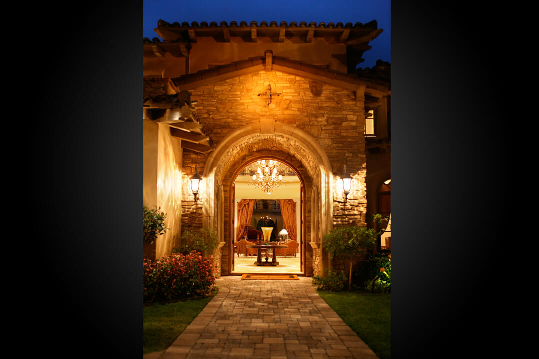 outdoor and exterior lighting in san diego lighting distinctions