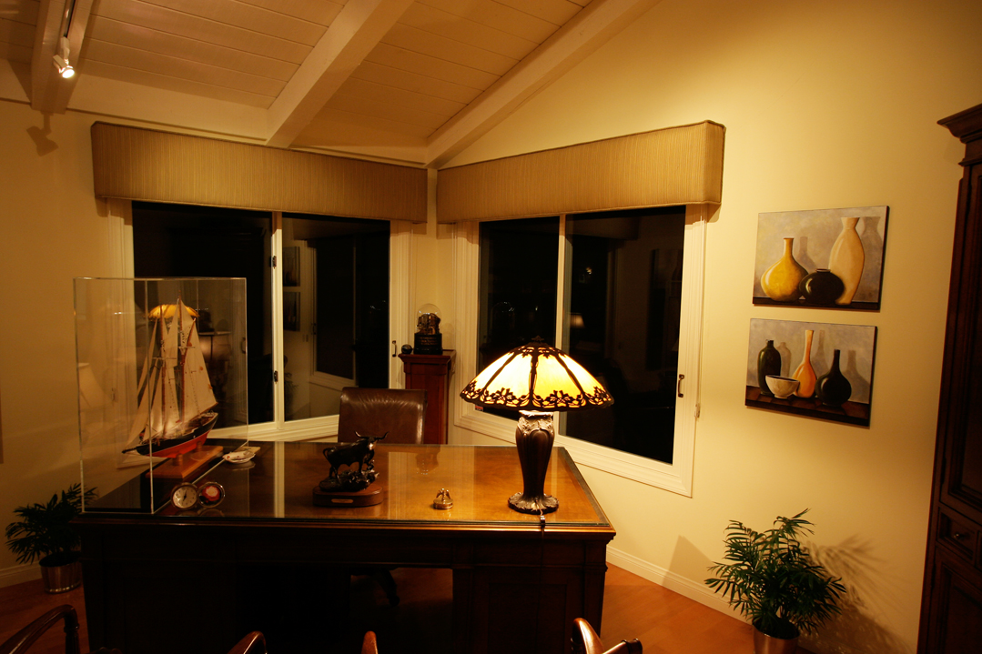 you spend considerable time in your office with proper lighting for your home office youll be comfortable taking more time in this space
