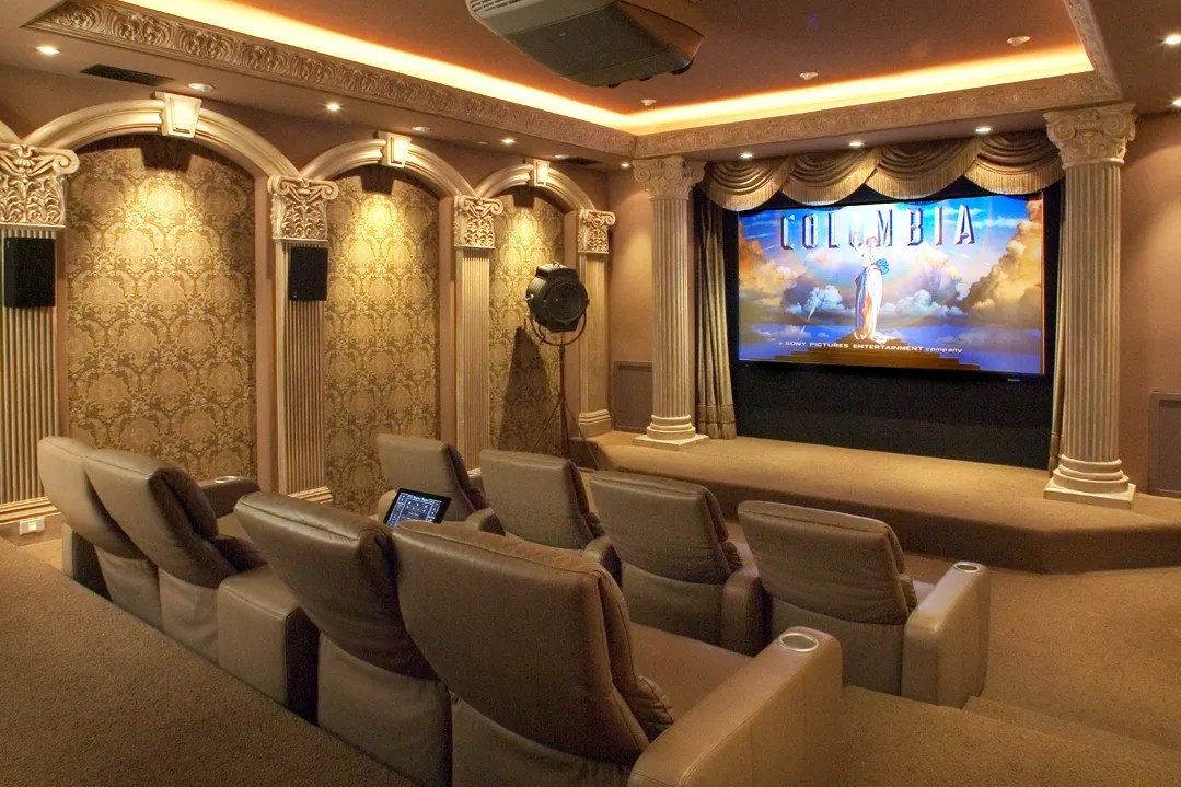 can s image and light wall a lighting description theater movie make home lights