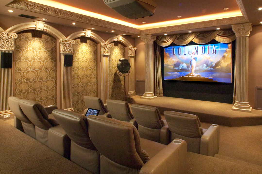 Indoor Home Theater Lighting Solutions Lighting Distinctions