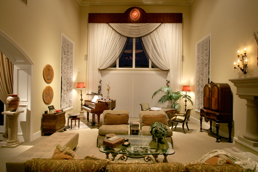 We Provide Consultation Services, Planning And Installation Of Your Living  Room Lights.