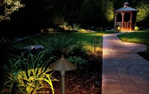 Fx Luminaire LED Path amp Garden Outdoor Landscape Lighting