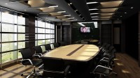 How to Plan the Lighting for Meeting and Conference Rooms ...
