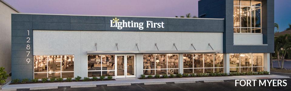 lighting first