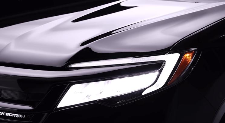 2019 Honda Pilot Features ADAS LED Headlight Lighting
