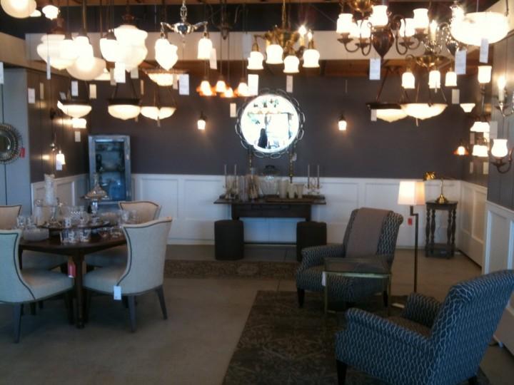 lighting stores