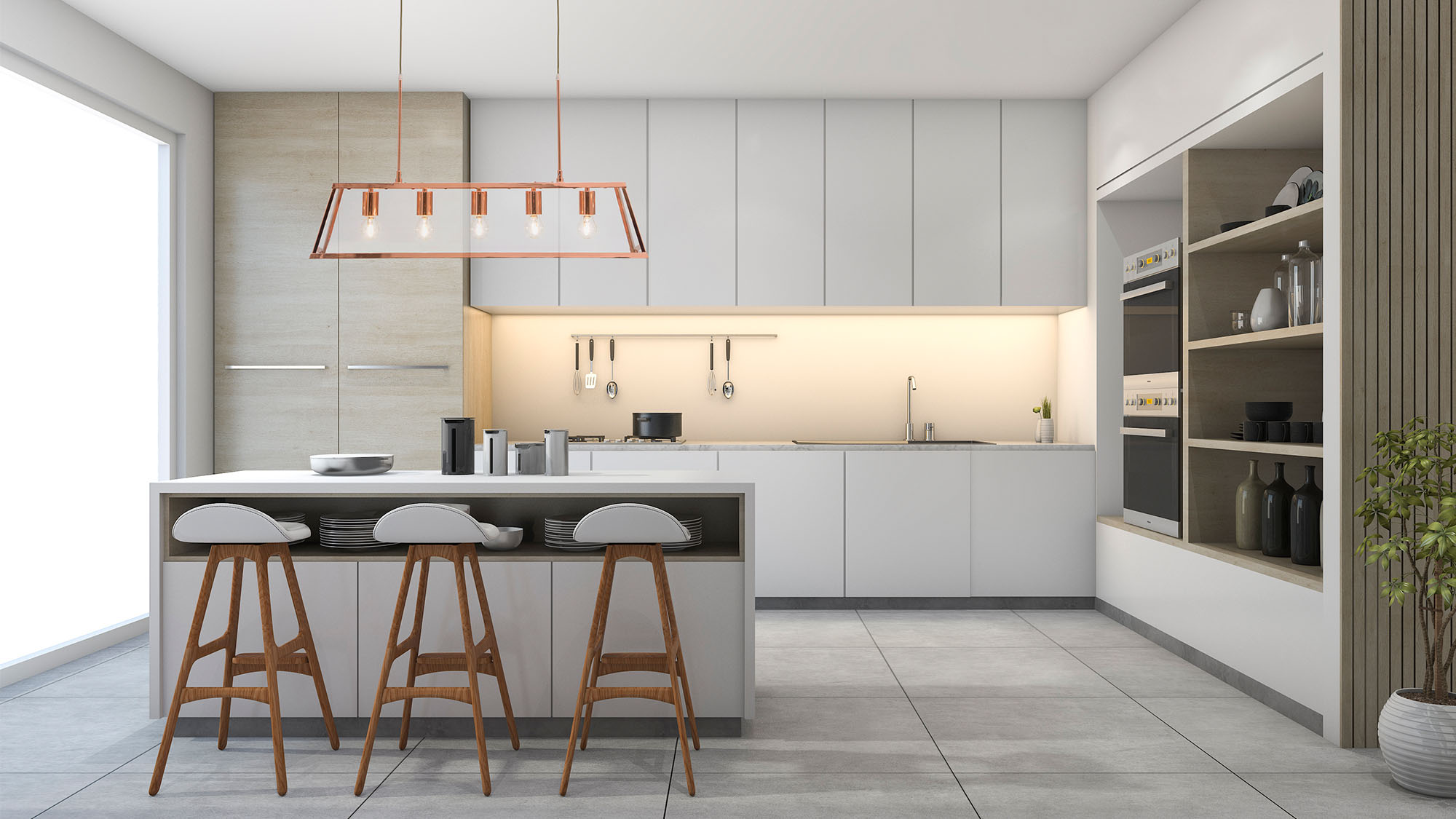 lighting for kitchen curtians design tips the warehouse parkview