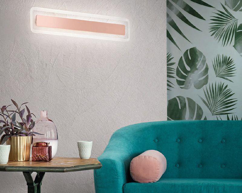 Benvenuti nella sezione dedicata alle applique da parete, soluzioni di. Antille Linea Light Lampade Da Parete Led Lightinspiration It