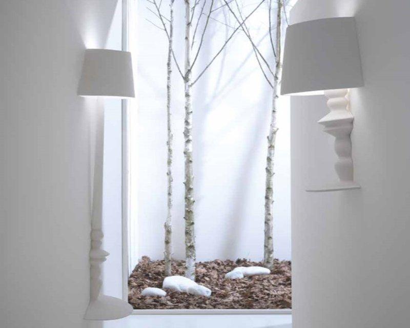 Acquista online applique classiche, moderne e di design. Ali E Baba Karman Small Lampada Da Parete Di Design Lightinspiration It