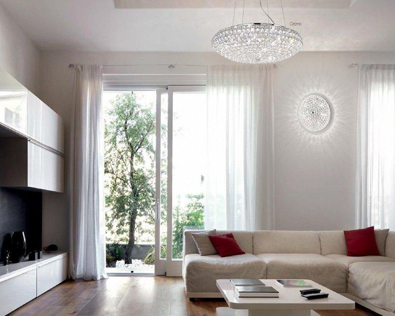 Ecco allora che per il soggiorno i lampadari in assoluto migliori sono quelli che sono in possesso di elemento in cristallo. King Sp7 Ideal Lux Lampadario Classico In Cristallo Lightinspiration It