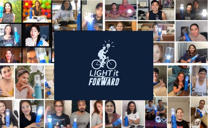 Light it Forward Asia Pacific Social Innovation and Partnership Award