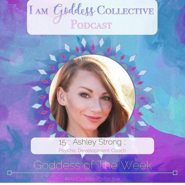 I had the honor of being interviewed on iamgoddesscollective listenhellip