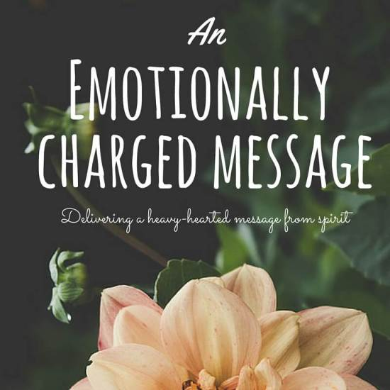 An Emotionally Charged Message