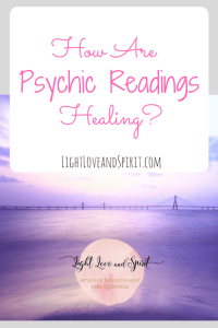 How Are Psychic Readings Healing?
