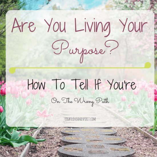 What Happens When You Don't Follow Your Soul's Purpose?
