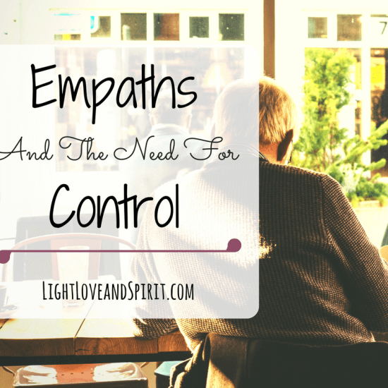 Empaths And Their Need For Control