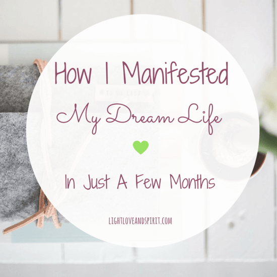 My Manifesting Ritual – How I Left My Corporate Job Within 7 Months
