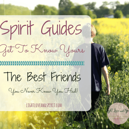 Get More Personal With Your Spirit Guides
