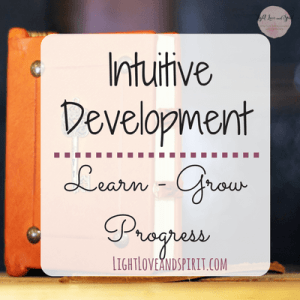 Intuitive Progression and Development